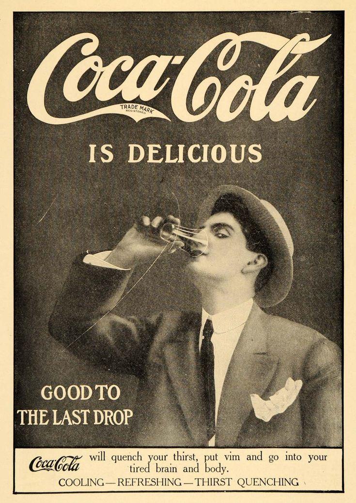 1920s Advertisements Coca-Cola | Vim & Go With Coca Cola