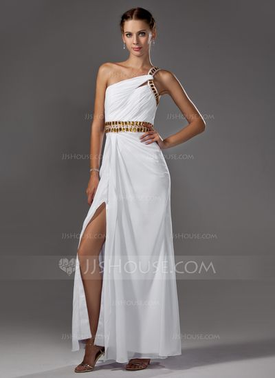 Prom Dresses - $132.99 - A-Line/Princess One-Shoulder Floor-Length Chiffon Prom Dress With Ruffle Beading (018002453) http://jjshouse.com/A-Line-Princess-One-Shoulder-Floor-Length-Chiffon-Prom-Dress-With-Ruffle-Beading-018002453-g2453?ver=xdegc7h0