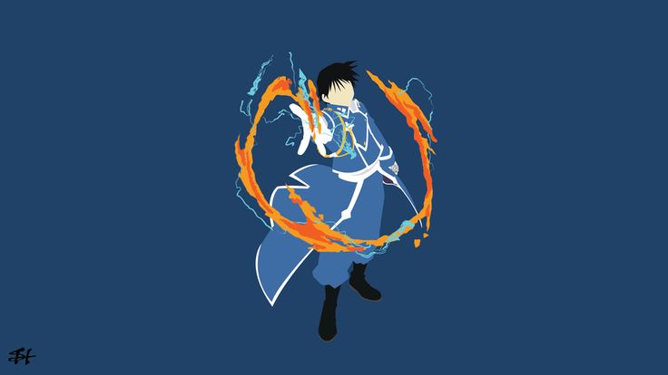 Character: Roy Mustang / ロイ・マスタング / Flame Alchemist / Hero of Ishval / Roy-Boy / Chief Anime: Hagane ...