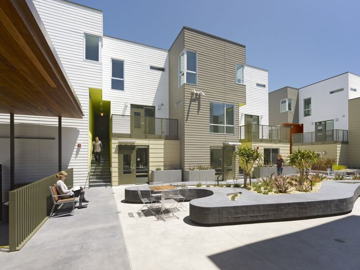 Gallery of Fillmore Park / David Baker + Partners Architects - 6