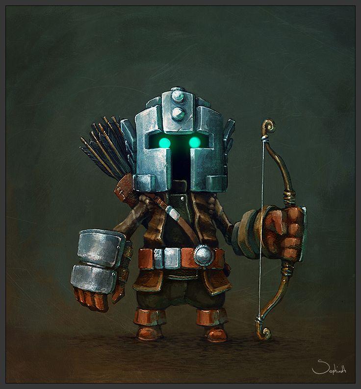 Archer by Sephiroth-Art on deviantART