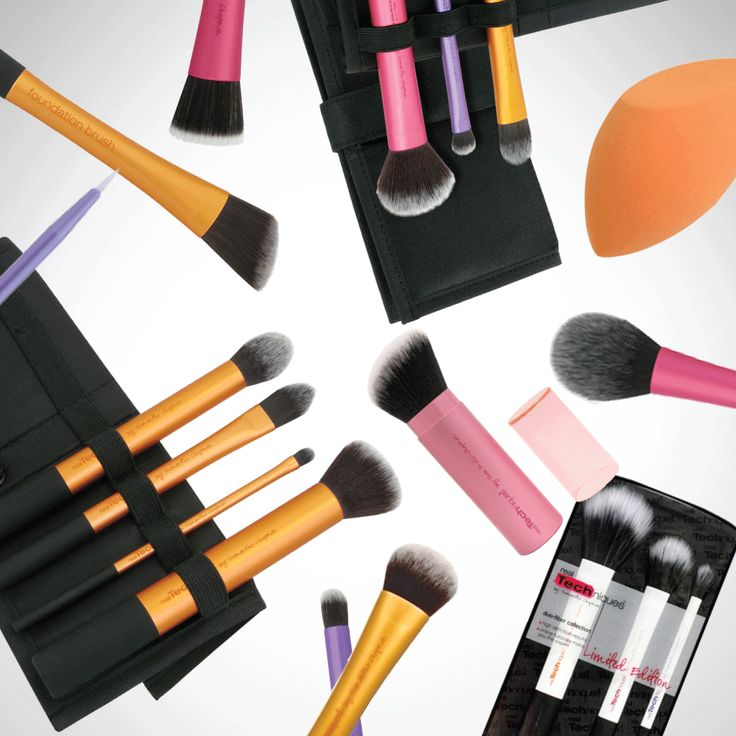 High quality brush at affordable prices from Real Techniques #makeup_brushes  #makeup #BehindMyBeauty