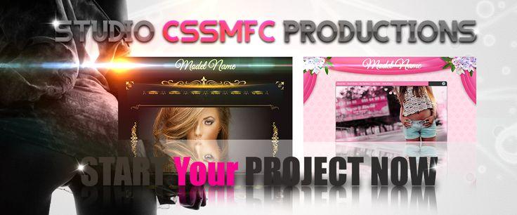 Custom MyFreeCams profile designs:Chaturbate Bio templates eCartPro