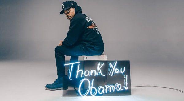 [En direct] Clame haut et fort « thank you obama »avec cette collection inspirée par l'ancien président - Madmoizelle @madmoiZelle