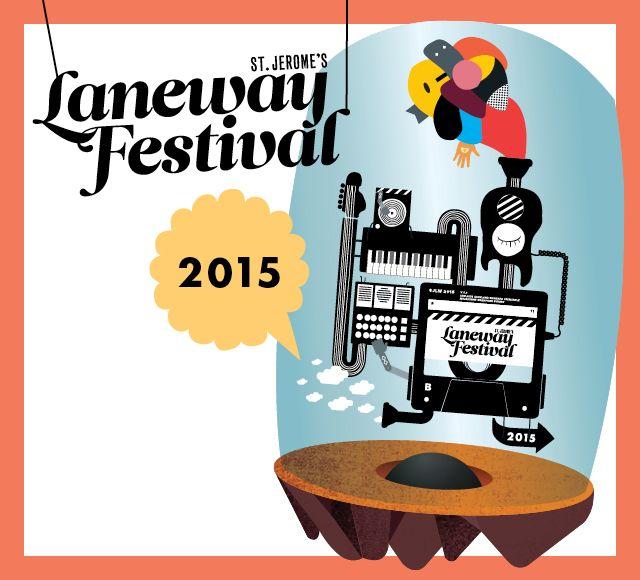 Laneway Festival - Choose Your City