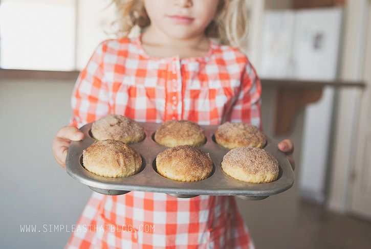 simple as that: Applesauce Muffins : A Favourite Family Recipe