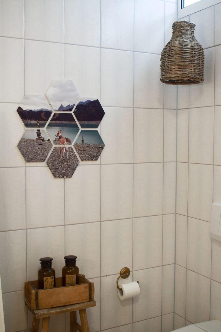 Diy Verschonerung Wandfliesen Im Bad Einfach Und Schnell Wandgestaltung Diy Bader Schone Badezimmer