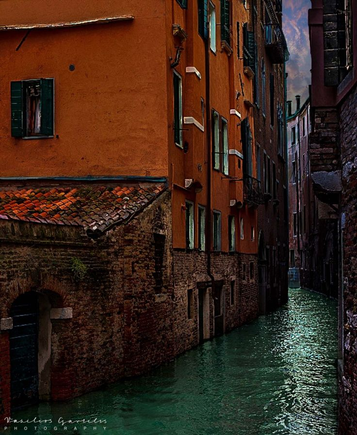 Venice Calm | PHOTOinPHOTO