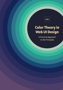 Free e-book teaching you how to understand the art of color in web design. Theory is distilled into practical advice with 24 visually rich examples.