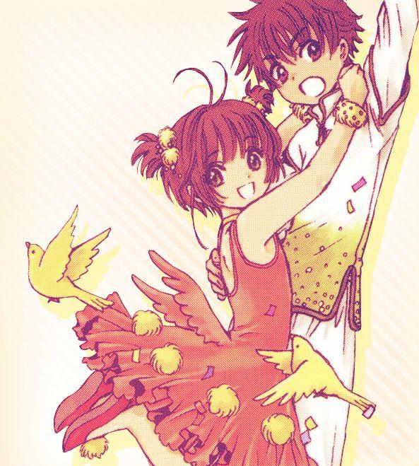 210 Best Tsubasa Reservoir Chronicle Images On Pinterest: 803 Best Images About Card Captor Sakura & Tsubasa