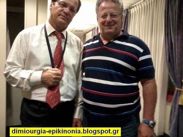 Δημιουργία - Επικοινωνία: Χρήστος Νικολόπουλος-Εγώ θα σου μιλώ με τα τραγούδ...