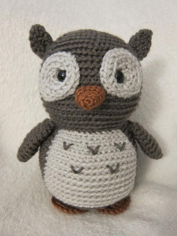 Amigurumi: Woodland Animals | Crocheting Classes on Craftsy