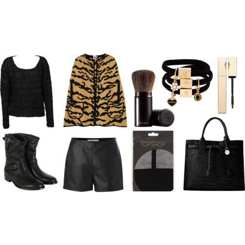 #fashion #wishlist #missoni #topshop #polyvore #clarins