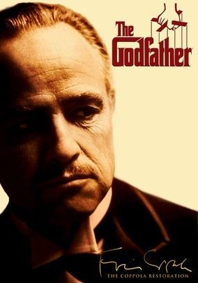 The Godfather (1972) When organized-crime family patriarch Vito Corleone barely survives an attempt on his life, his youngest son steps in to take care of the would-be killers, launching a campaign of bloody revenge in this Oscar-winning epic.