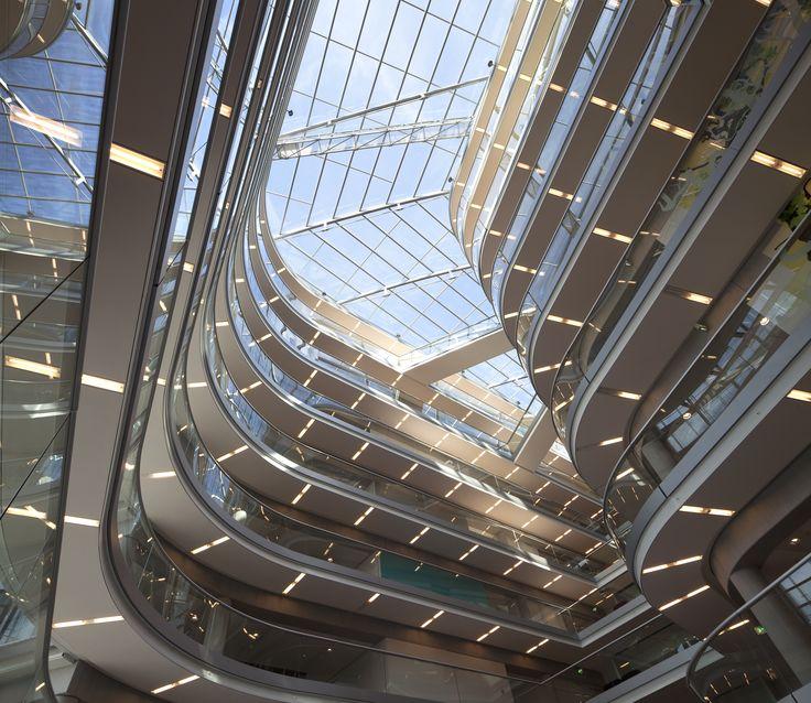 Rambøll Head Office, MIKKELSEN Arkitekter. Foto: MIKKELSEN Arkitekter