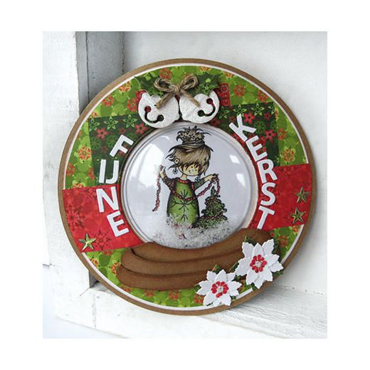 Marianne Design Craftables Die - Mini Alphabet & Garland CR1281