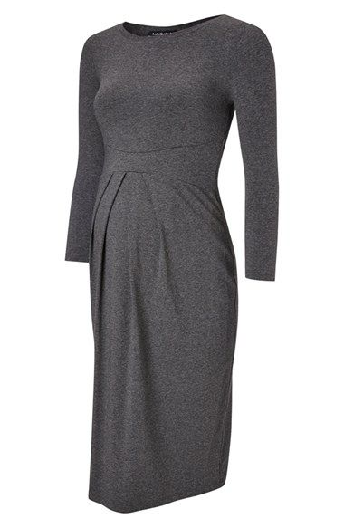 Isabella+Oliver+'Ivybridge'+Jersey+Maternity+Dress+available+at+#Nordstrom