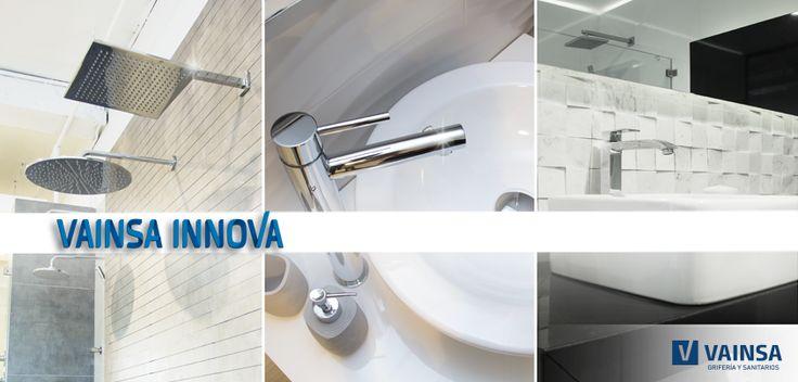 Accesorios De Baño Vainsa:Visita Hoy, Nuestro Nuevo Showroom y disfruta el Nuevo concepto de