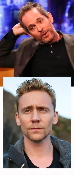 "Express: ""Tom Hiddleston 'p****d over' Tom Hollander after jellyfish sting on The Night Manager set."" Link: http://www.express.co.uk/showbiz/tv-radio/647952/Tom-Hiddleston-peed-on-Tom-Hollander-jellyfish-sting-The-Night-Manager-Jonathan-Ross"