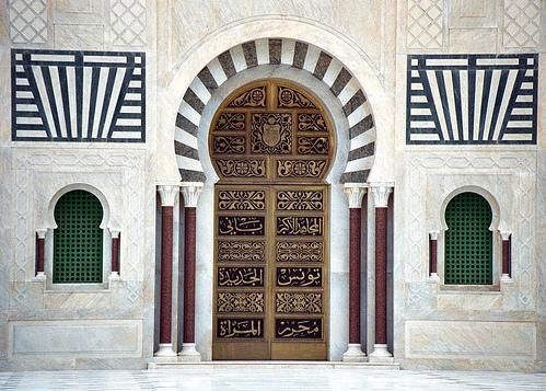 Mausoleum Doors. Monastir Tunisia. Color photography by Donna Corless & 195 best images about Doors--Middle East on Pinterest | Saudi ... Pezcame.Com