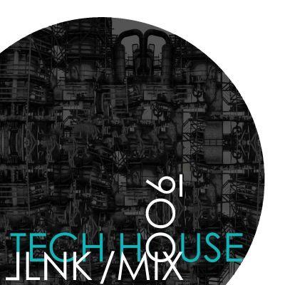 """Tech house mix cover"" od JLNK. www.artsell.cz"
