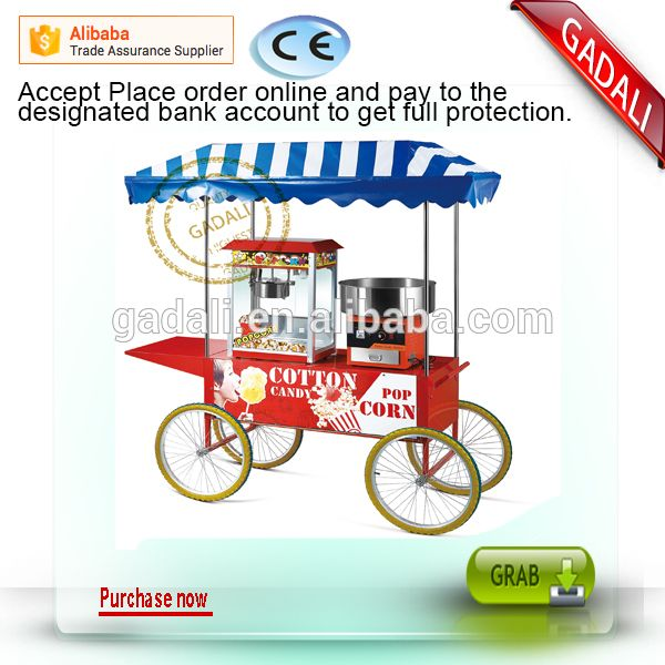 hot sale factory supply Cotton Candy Machine And Popcorn Machine Food Cart  Price, popcorn vending cart, popcorn machine on cart, hot sale factory supply Cotton Candy Machine And Popcorn Machine Food Cart Price, popcorn vending cart, popcorn machine on cart Affordable Suppliers