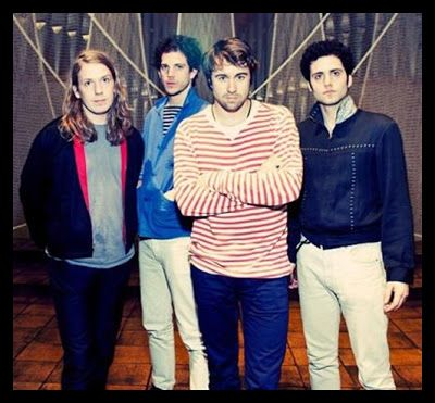 ELESSANDRO ALTERNATIVO: THE VACCINES A MELHOR BANDA DO ROCK MODERNO