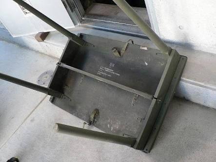 「米軍フォールディングデスク」の画像検索結果