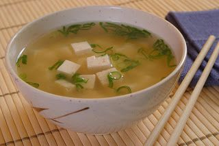 Missoshiro (sopa japonesa)