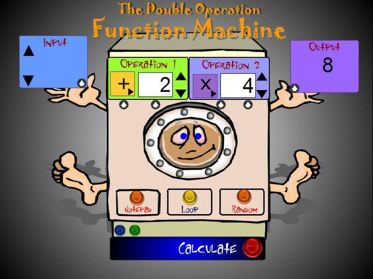 math playground function machine