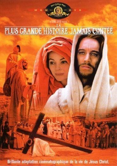 Une adaptation cinématographique de la vie de Jésus Christ très proche des récits bibliques.