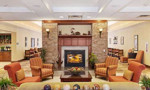 Homewood Suites By Hilton Denver International Airport Hotel, Co - Lobby