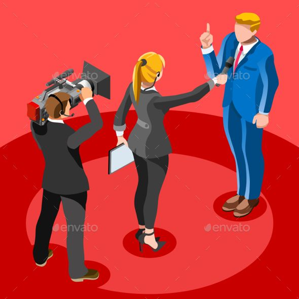 Election News Infographic Latest News Vector Isometric People by aurielaki Election infographic.Debate party convention hall.Conference business meeting lecture.Congress theatre auditorium audience.Politic
