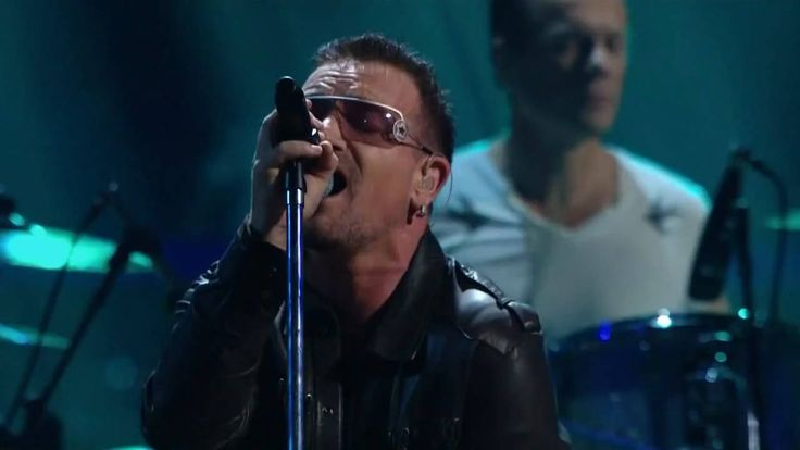U2 - Magnificent - Madison Square Garden, NYC - One of My Favorites ~Only love...only love..........