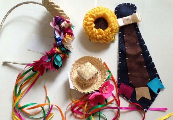 Ideias super bacanas para você criar a roupa de festa junina do seu filho!