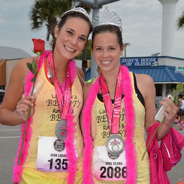 10 Women's Races for Your Next Girls' Weekend - wine, flowers, jewelry, and other ladies-only awards make these runs more like parties than workouts.