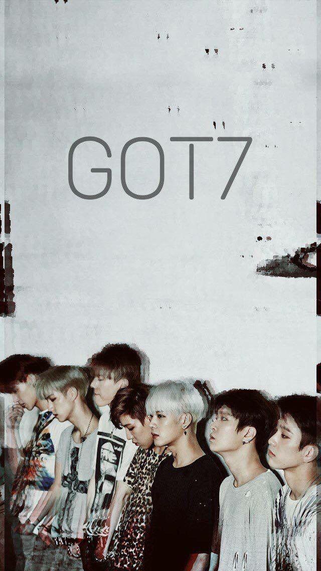 JB (Jaebum), Mark, Yugyeom, BamBam (Kunpimook), Jackson, Youngjae, Junoir (Jinyong) | GOT7