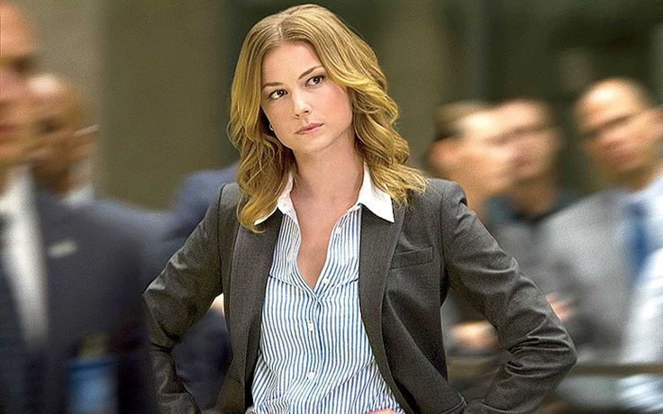 Emily VanCamp reprend son rôle de l'Agent 13 dans Captain America : Civil War