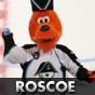 Roscoe - Milwaukee Admirals Mascot