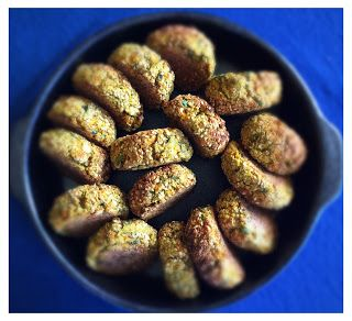 GEWOON eten met IK: 30 dagen zonder vlees - falafels maken