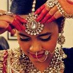 Gujarati Indian Bridal Hairstyles Images