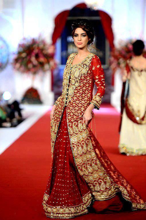tabassum mughal - pakistani bridal fashion OMG THIS IS WHAT I WANT #PerfectMuslimWedding.com