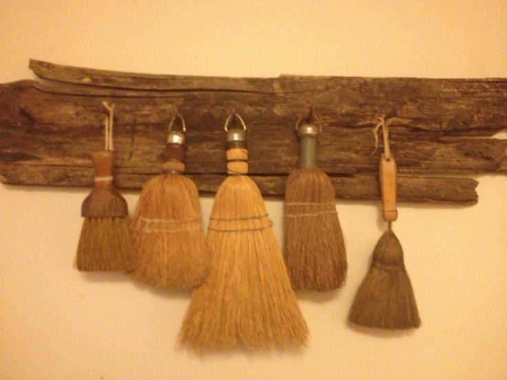 Small Whisk Broom Collection...