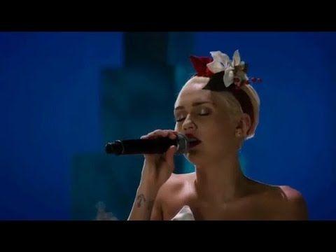 Miley Cyrus - Silent Night (A Very Murray Christmas) - YouTube