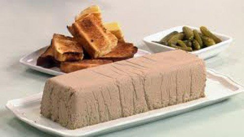 Easy chicken liver pate recipe