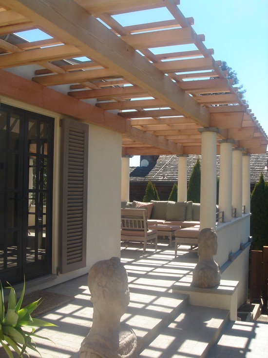 porch arbor design pictures remodel decor and ideas
