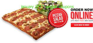 Black Jack Pizza Coupons