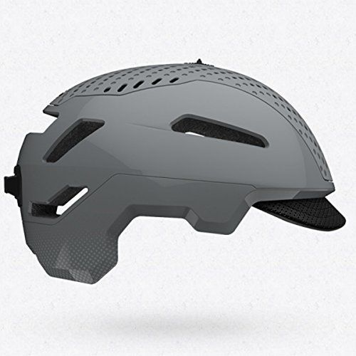 Bell 2017 Annex MIPS-Equipped Commuter Cycling Helmet (Silver Blur - S).