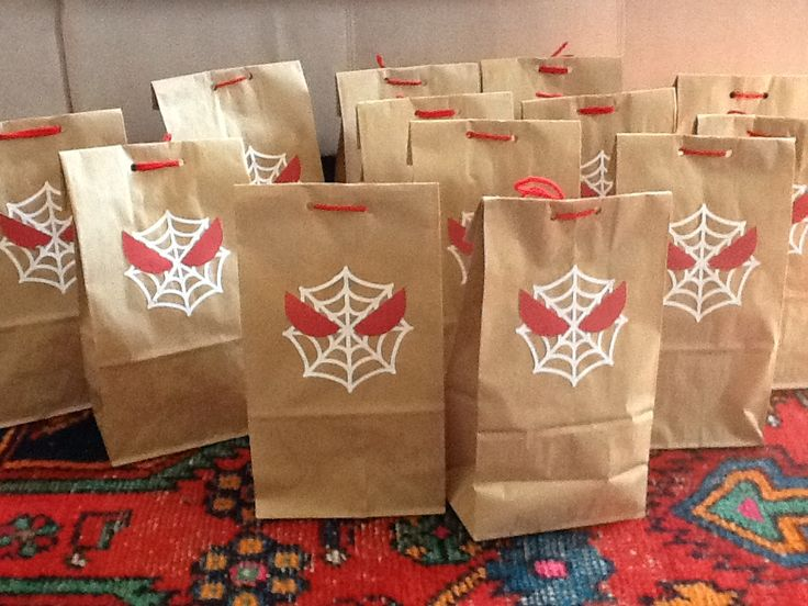 Strictly Homemade: 4th Birthday Spiderman Party