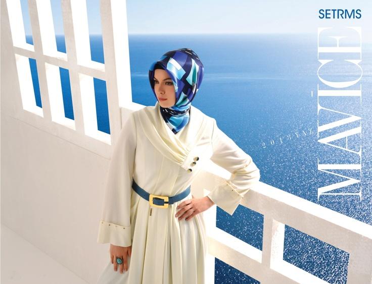 """SETRMS 2013 Yaz """"MAVİCE"""" Koleksiyonuyla Yazı rengarenk yaşarsınız."""